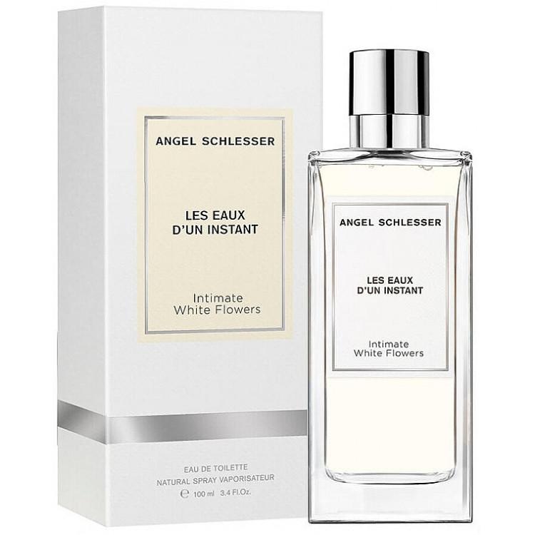 Angel Schlesser Les Eaux d'un Instant Intimate White Flowers - Туалетная вода 100 мл