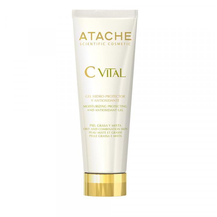 C vital Antioxidant gel - Увлажняющий защитный антиоксидантный гель 50 мл