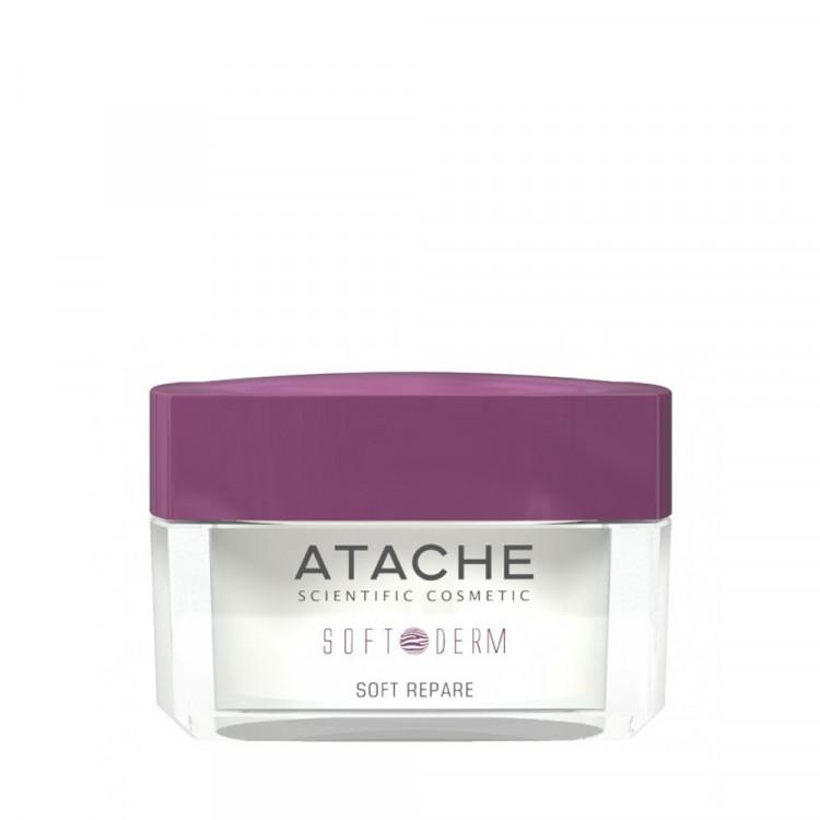 Soft Derm Calming facial cream night - Ночной успокаивающий крем для лица 50 мл
