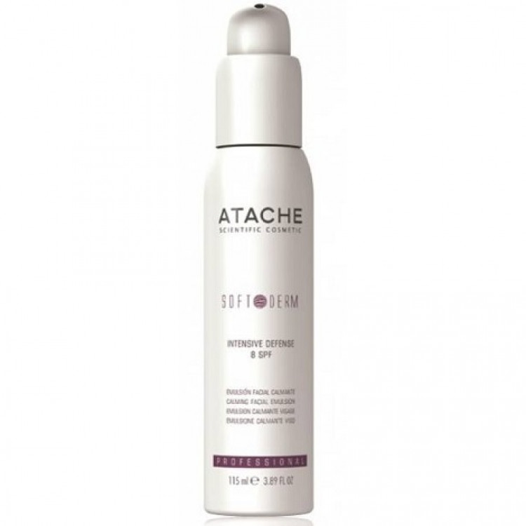 Soft derm facial serum - Защитная сыворотка для лица SPF 8 115 мл