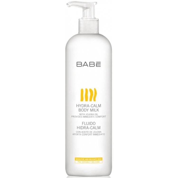 Babe Laboratorios Hydra-Calm Body Milk - Увлажняющее молочко для тела 500 мл