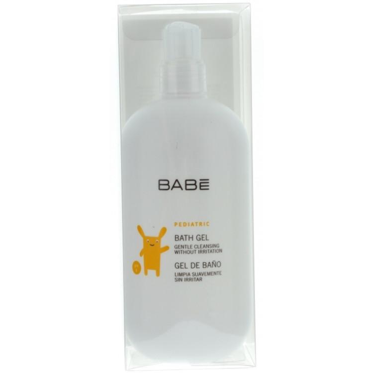 Babe Laboratorios Bath Gel - Гель для душа детский 500 мл