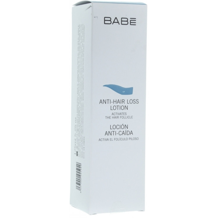 Babe Laboratorios Anti-Hair Loss Lotion - Лосьон против выпадения волос 125 мл
