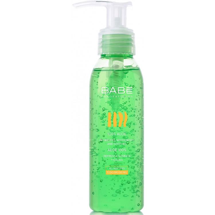 Babe Laboratorios Aloe Gel - Экстракт-гель алоэ вера 100% 90 мл