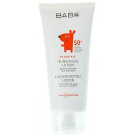 Babe Laboratorios - Лосьон детский солнцезащитный spf 50+ 100 мл