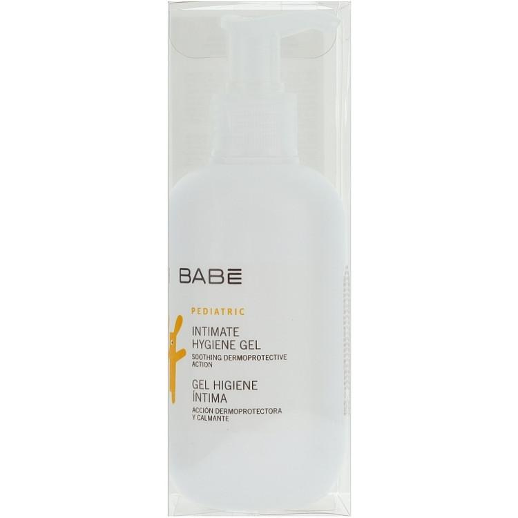 Babe Laboratorios Intimate Hygiene Gel - Гель для интимной гигиены детский 250 мл