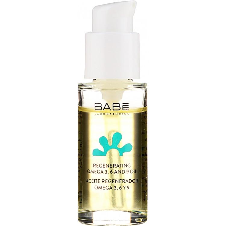 "Babe Laboratorios Regenerating Rosa Moschata Oil - Регенерирующее масло ""Роза Москета"" 15 мл"