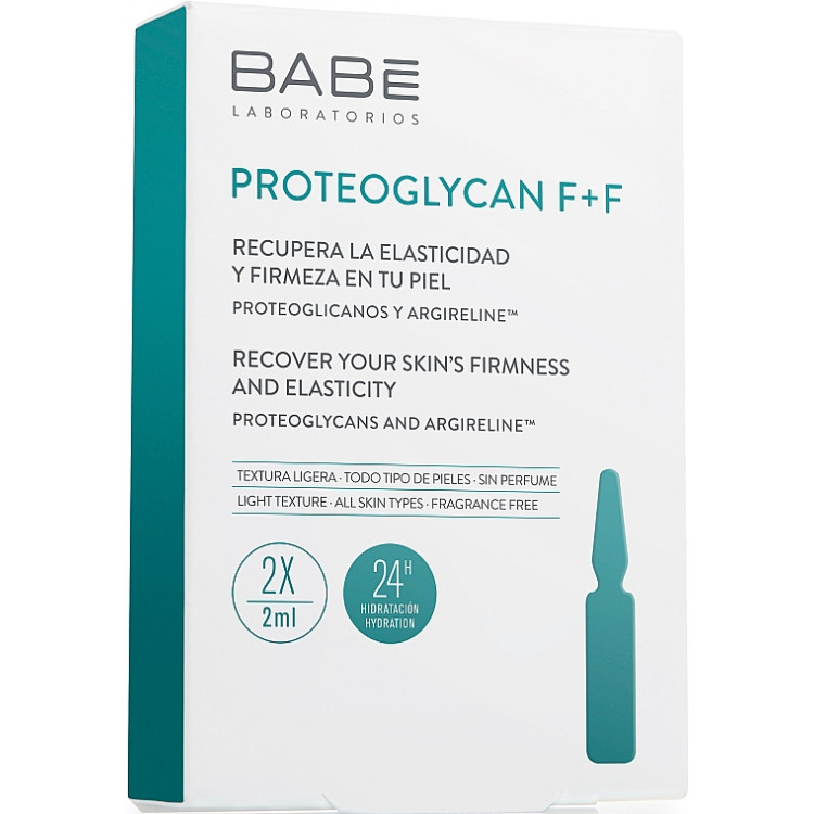 Babe Laboratorios Proteoglycan F+F - Ампулы-концентрат с выраженным антивозрастным эффектом 2 мл * 10