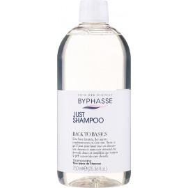 Byphasse Back To Basics Just Shampoo-Шампунь для всех типов волос 750 мл