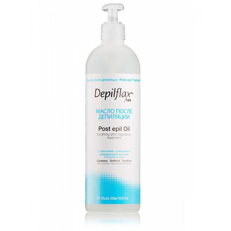 Post epil oil 500 ml - Масло после депиляции с розмарином