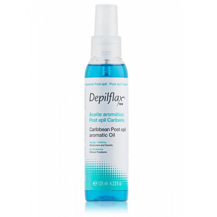 Post Epil Aromatic Oil 125 ml - Масло Карибский бриз после депиляции