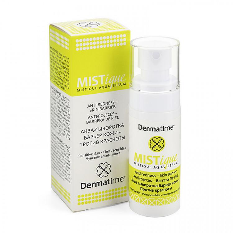 Dermatime MISTIQUE Aqua-Serum - Аква-сыворотка против красноты, 50 мл