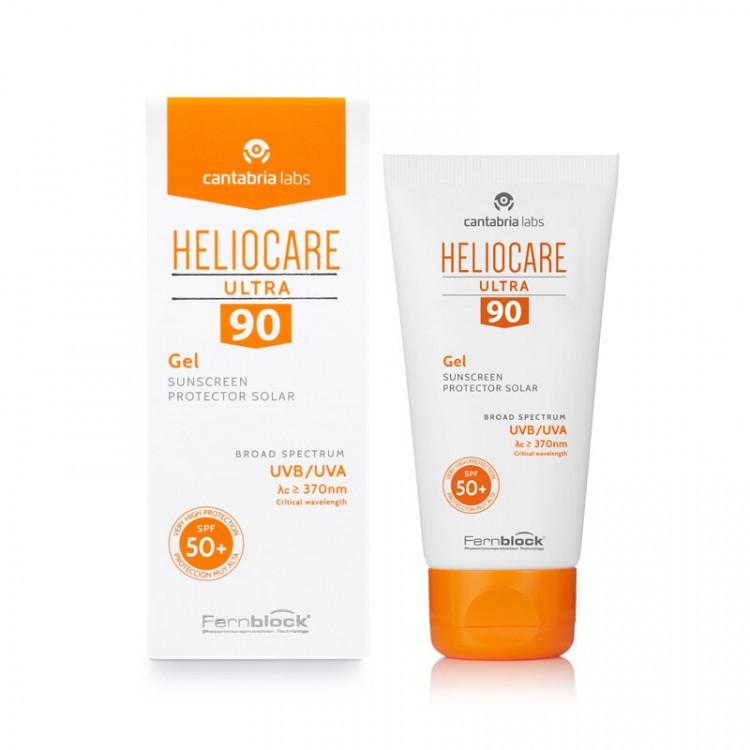 Ultra Gel 50 ml – Солнцезащитный гель SPF 90 для нормальной и жирной кожи
