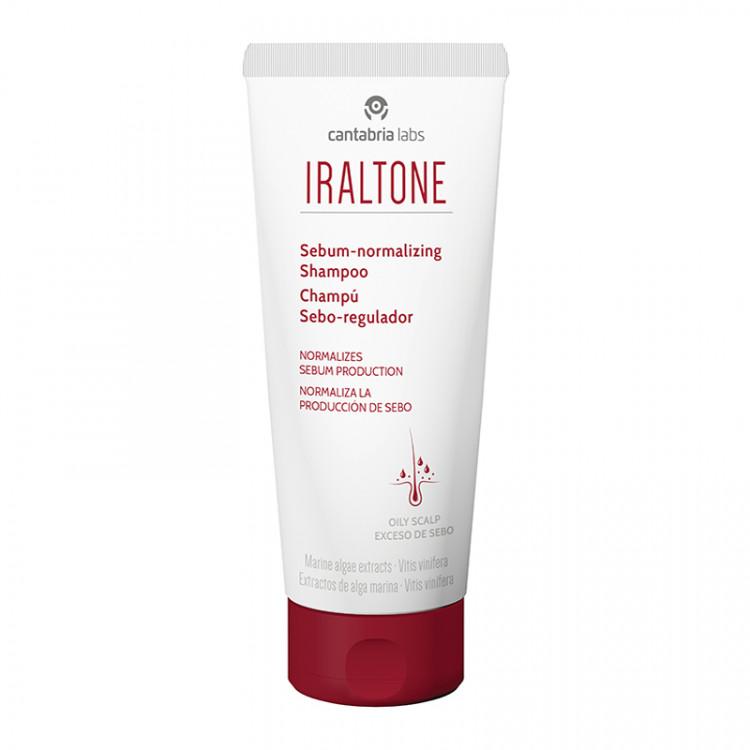 IRALTONE - Sebum-normalizing Shampoo – Себорегулирующий шампунь, 200 мл