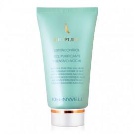Biopure Gel Purificante Intensivo Noche Extracontrol – Ночной гель для глубокого очищения кожи Экстраконтроль 60 мл