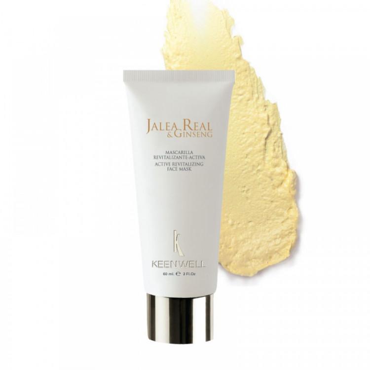Jalea Real & Ginseng - Активная ревитализирующая маска, 60 мл