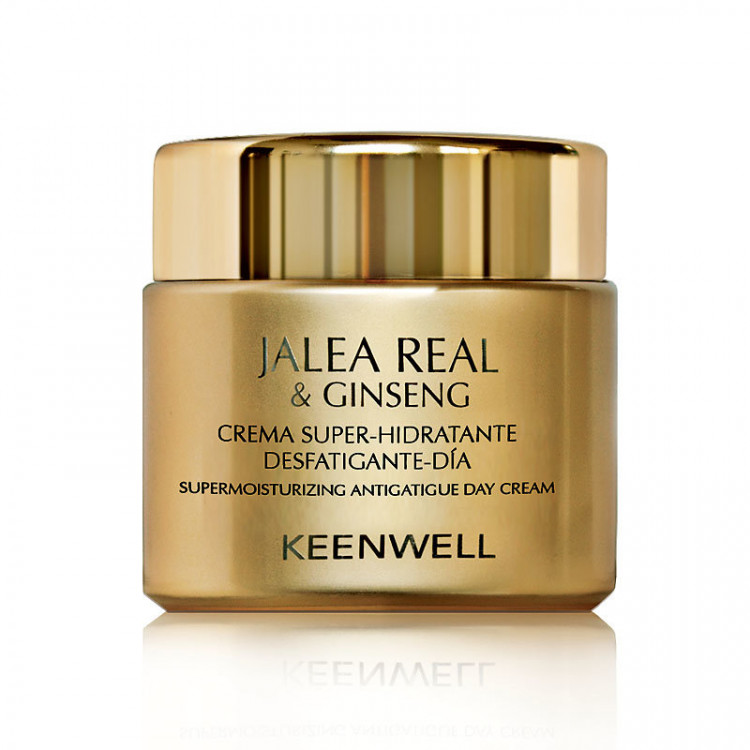 Jalea Real & Ginseng – Суперувлажняющий крем, снимающий усталость Дневной, 50 мл