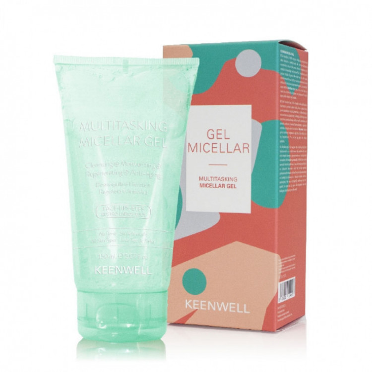 Multitasking Micellar Gel - Мультифункциональный мицеллярный гель 150 мл