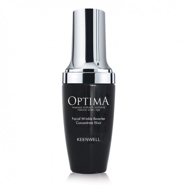 Optima Facial Wrinkle Reverter Concentrate Elixir - Сыворотка-эликсир от морщин для лица 30 мл