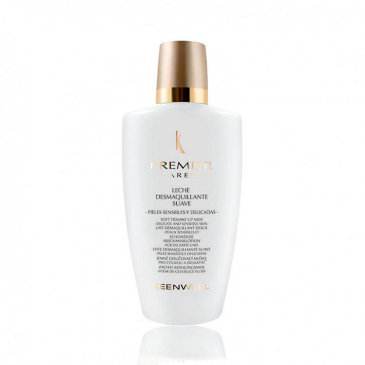 Premier Soft Demake Up Milk - Мягкое молочко для снятия макияжа 200 мл