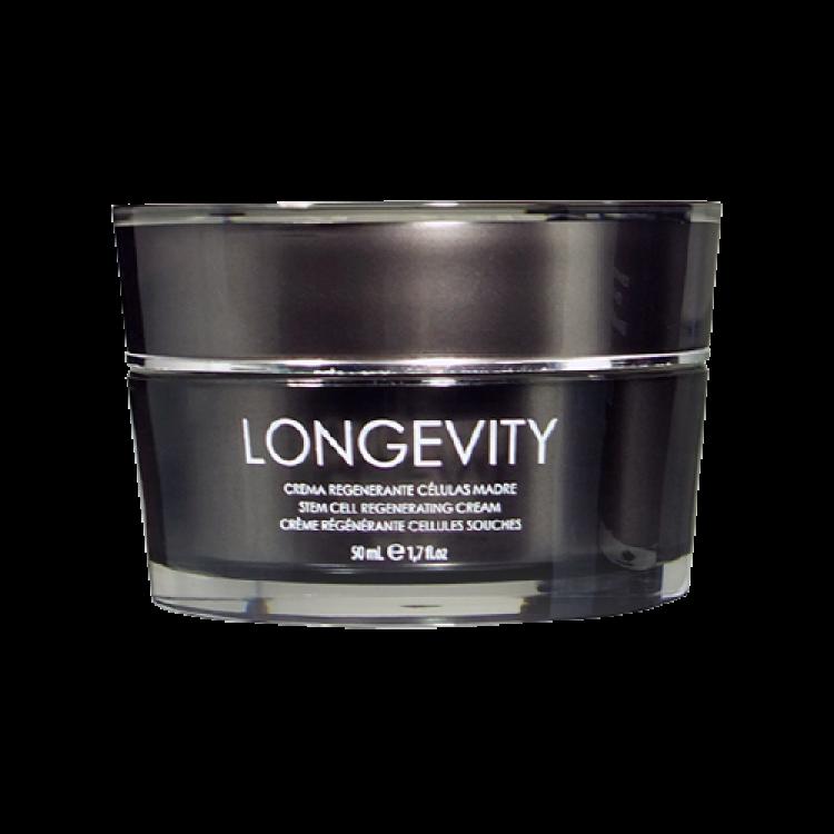 Levissime LONGEVITY CREAM 50 ml - Крем для стимуляции стволовых клеток эпидермиса SPF 15
