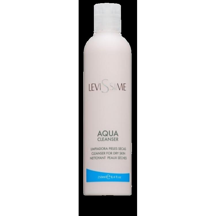 Levissime AQUA CLEANSER 250 ml - Крем для снятия макияжа