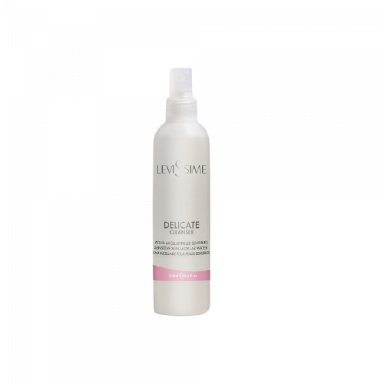Levissime DELICATE CLEANSER 250 ml - Мицеллярная вода