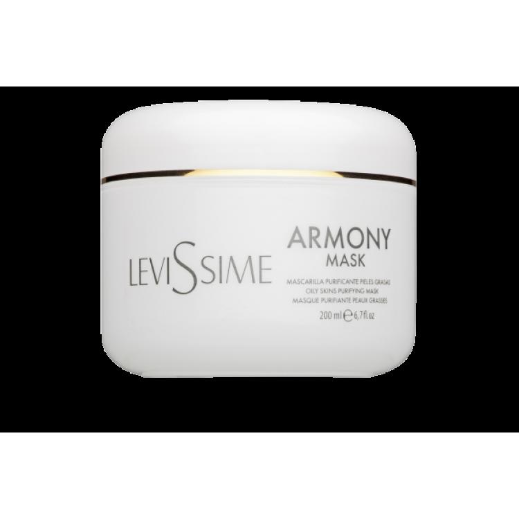 Levissime ARMONY MASK 200 ml - Очищающая маска для проблемной кожи