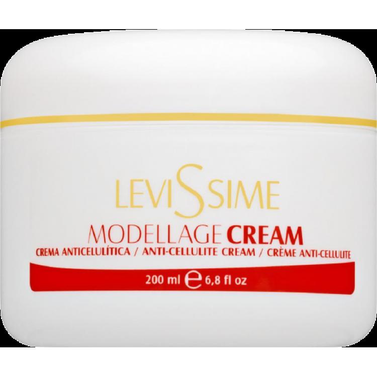 Levissime MODELLAGE CREAM 200 ml - Моделирующий крем