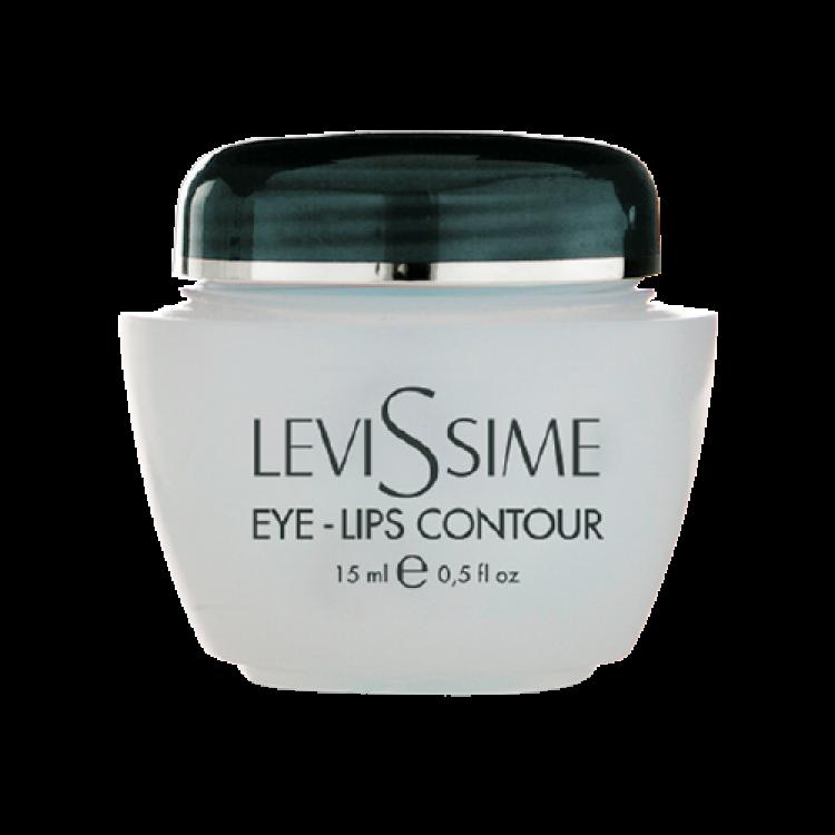 Levissime EYE LIPS CONTOUR CREAM GEL 50 ml - Филлер для контура глаз и губ