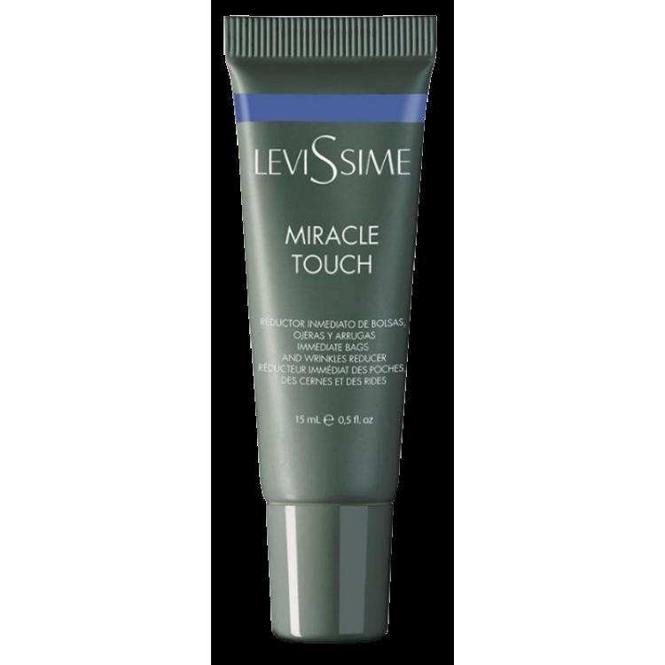 Levissime MIRACLE TOUCH 15 ml - Гель для век, «Магическое преображение»
