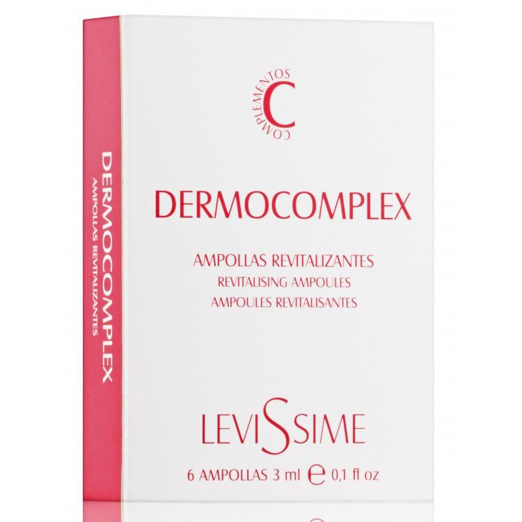 Levissime DERMOCOMPLEX 6*3 ml - Гармонизирующий комплекс