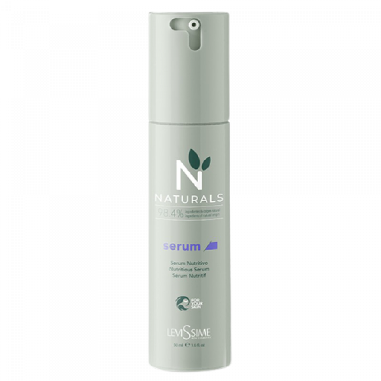 Levissime NATURALS SERUM 50 ml - Увлажняющая и восстанавливающая сыворотка