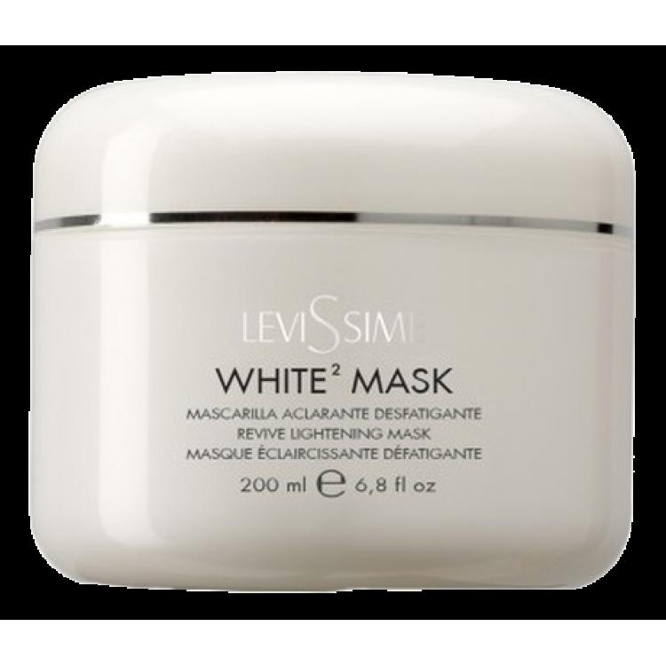 Levissime WHITE2 MASK 200 ml - Осветляющая маска