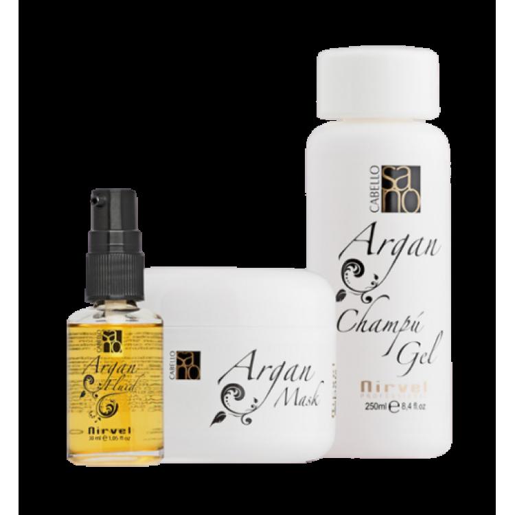 Argan spa-complex Спа-комплекс с маслом арганы