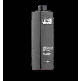 Color protection Шампунь - восстановление для окрашенных волос с экстрактом камелии и подсолнечника
