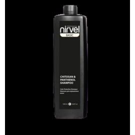 Color protection shampoo Шампунь для объема тонких и безжизненных волос с хитозаном и пантенолом