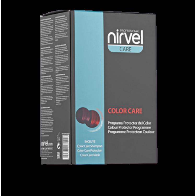 Color care pack Набор для защиты цвета окрашенных волос