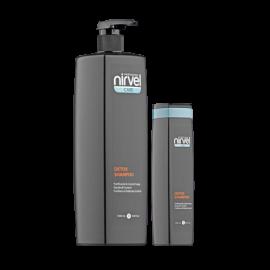 Detox shampoo Шампунь для сухих и поврежденных волос