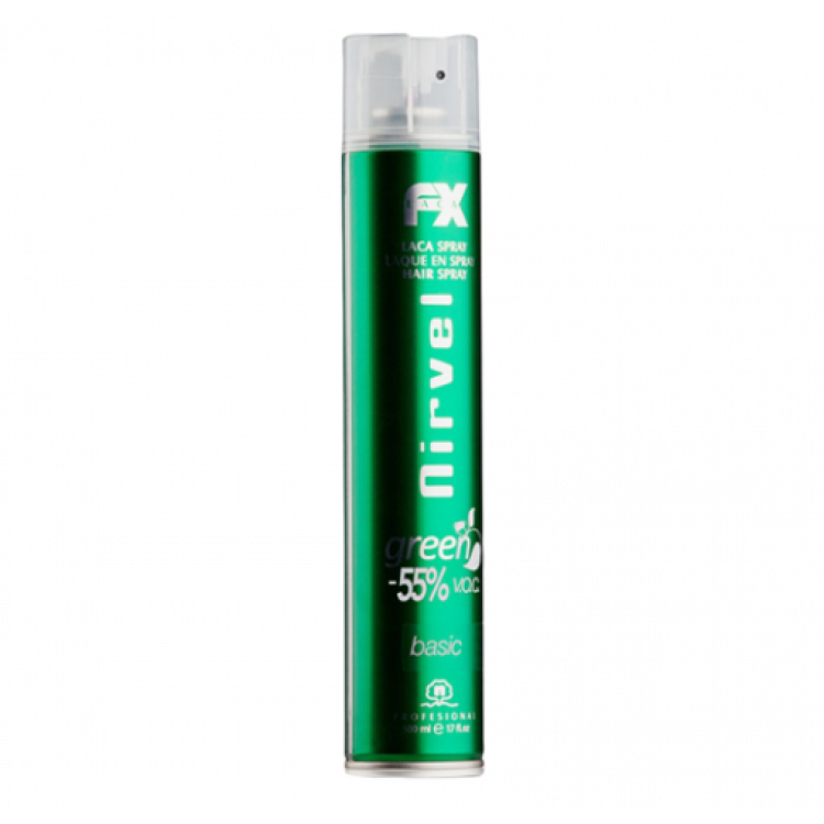Green Basic Hair spray Лак для волос средней фиксации 500 мл