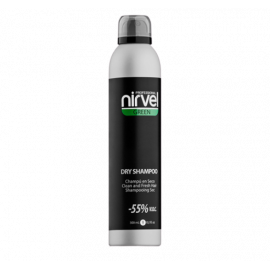 Green dry shampoo Сухой шампунь спрей 300 мл