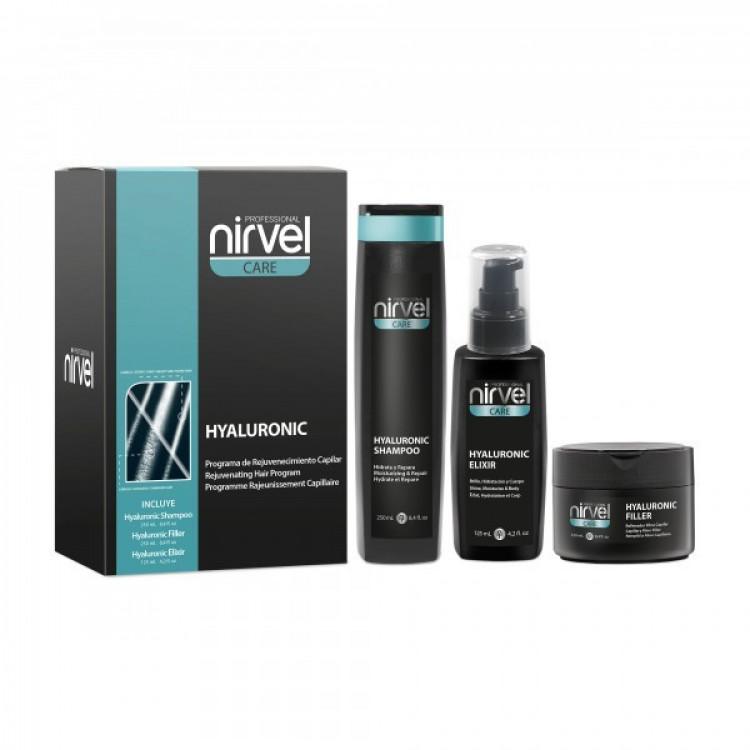 Hyaluronic pack Набор Биоревитализация волос