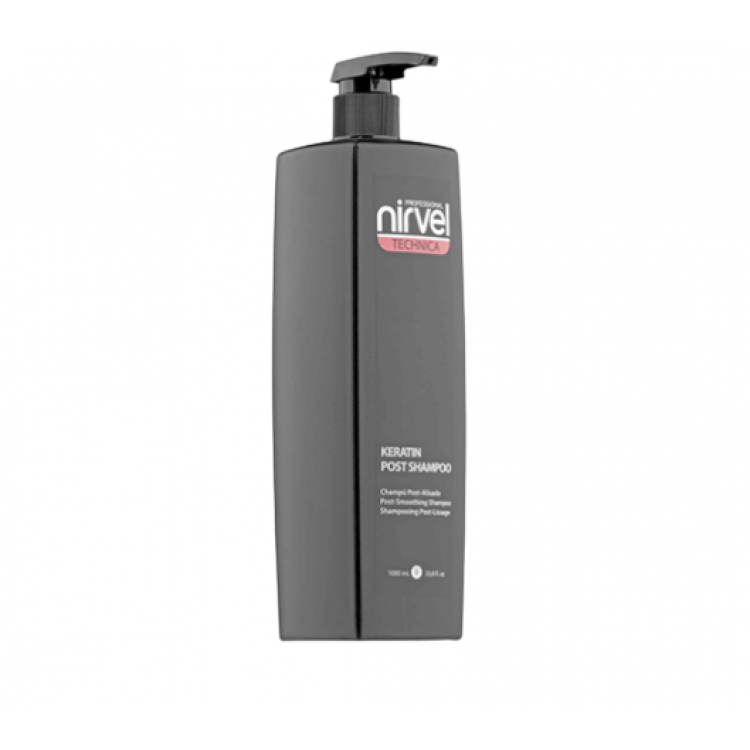 Keratin post shampoo Восстанавливающий кератиновый шампунь