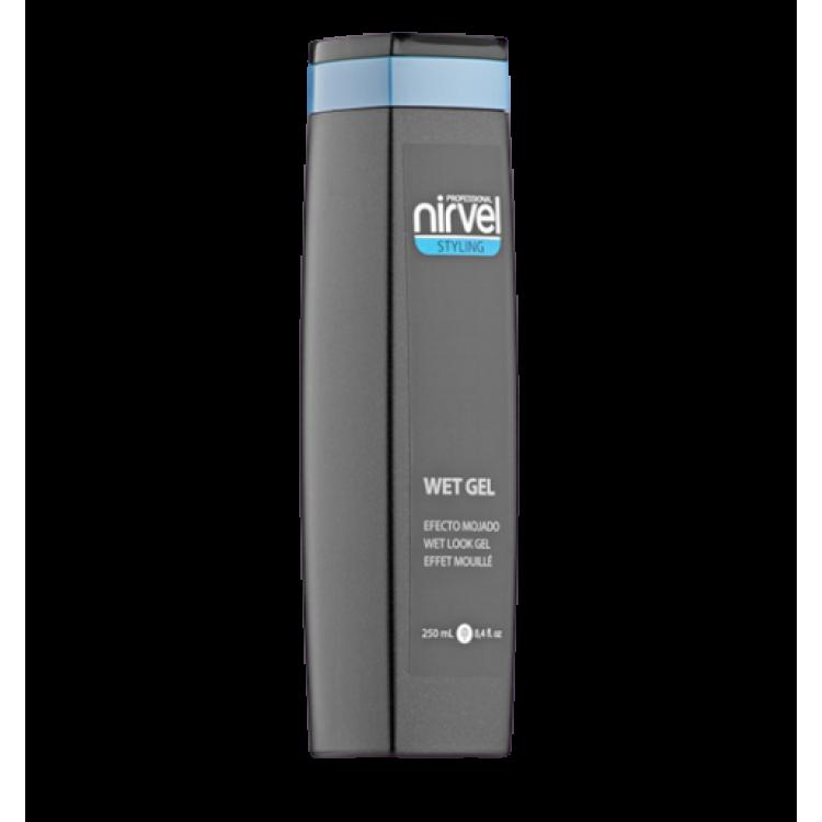 Wet gel Гель для укладки с эффектом мокрых волос средней фиксации