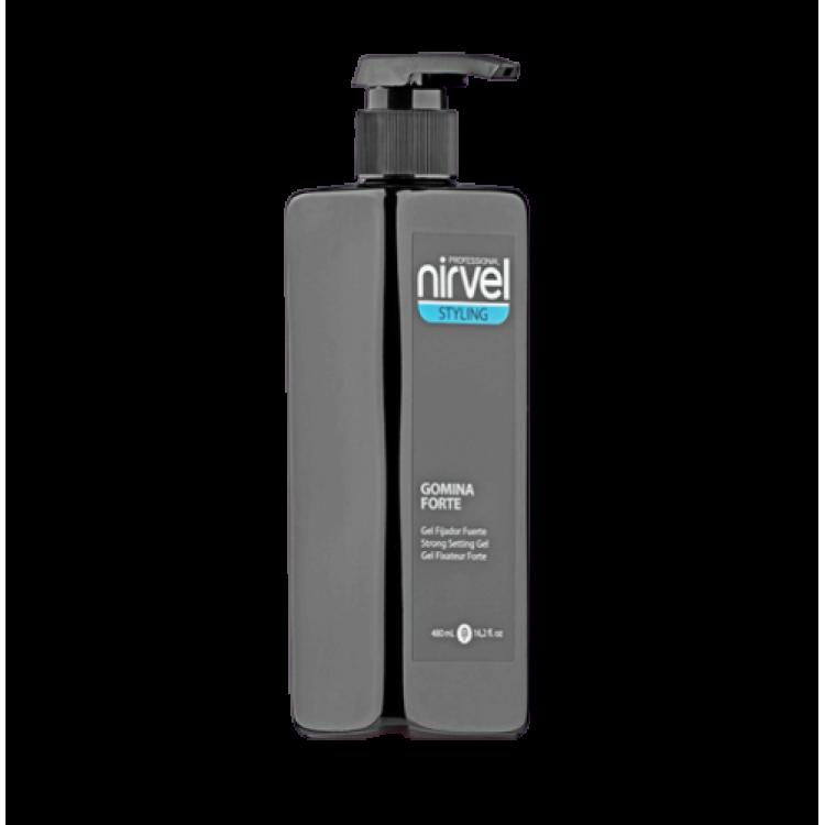 Gomina forte Гель для укладки волос и создания причесок сильной фиксации
