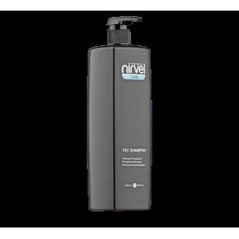 Tec shampoo+biotin Укрепляющий шампунь для роста волос с биотином