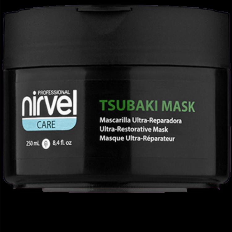 Tsubaki mask Маска для поврежденных волос 250 мл