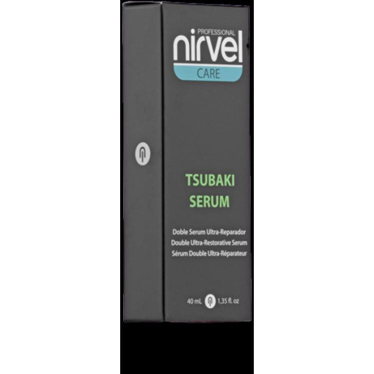 Tsubaki serum Сыворотка для сильно поврежденных волос 40 мл