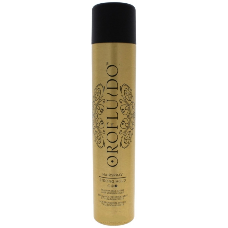 Orofluido Hairspray Strong Hold - Лак для волос 500 мл