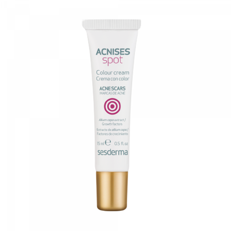 ACNISES SPOT Colour cream – Крем-корректор точечный, 15 мл